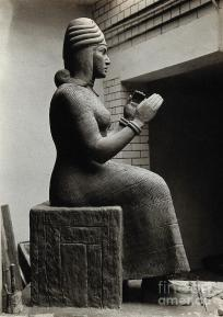 gula-mesopotamian-goddess-of-healing-wellcome-images