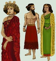 Sumerian clothes