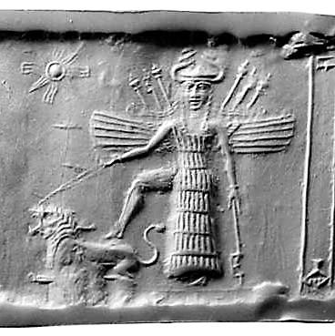 Inanna-cylinder-seal